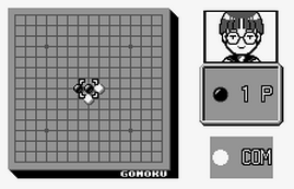 Gomoku Narabe and Reversi Touryuumon
